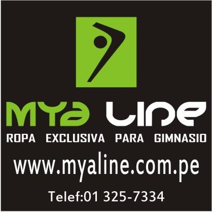 Ropa Deportiva Ropa para Gimnasio Mya Line en Gamarra