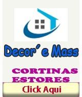 Cortinas Decore Mass